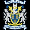 логотип команды Стокпорт Каунтри
