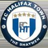 логотип команды Галифакс Таун