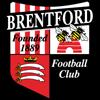 логотип команды Брентфорд