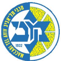 логотип команды Маккаби Тель-Авив