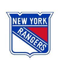 логотип команды Нью-Йорк Рейнджерс