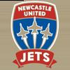 логотип команды Ньюкасл Юнайтед Джетс