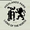 логотип команды Хайлендс Парк