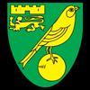 логотип команды Норвич Сити