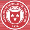 логотип команды Гамильтон Академикал