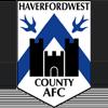 логотип команды Хаверфордвест Каунти