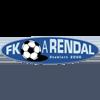 логотип команды ФК Арендаль