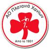 логотип команды Платаниас