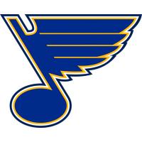 логотип команды Сент-Луис Блюз