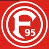 логотип команды Фортуна Дюссельдорф