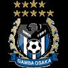 логотип команды Гамба Осака