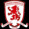 логотип команды Мидлсбро