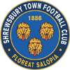 логотип команды Шрусбери Таун
