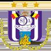 логотип команды Андерлехт