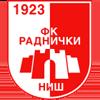 логотип команды Раднички Ниш