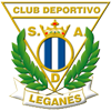 логотип команды Леганес