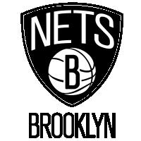логотип команды Бруклин Нетс