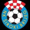 логотип команды Широки-Бриег