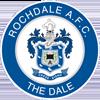логотип команды Рочдейл