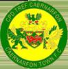 логотип команды Карнарвон Таун