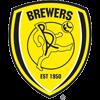 логотип команды Бертон Альбион