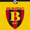 логотип команды Вардар