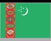логотип команды Туркменистан
