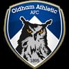 логотип команды Олдхэм Атлетик