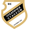 логотип команды Чукарички