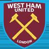 логотип команды Вест Хэм