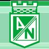 логотип команды Атлетико Насиональ Меделлин