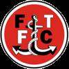 логотип команды Флитвуд Таун
