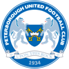 логотип команды Питерборо Юнайтед