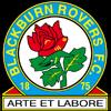 логотип команды Блэкберн Роверс